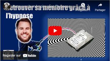 Retrouver la mémoire avec l'hypnose? Mythe ou réalité?